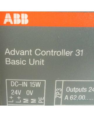 ABB Advant Controller 31 Basic Unit 07KT97 NOV