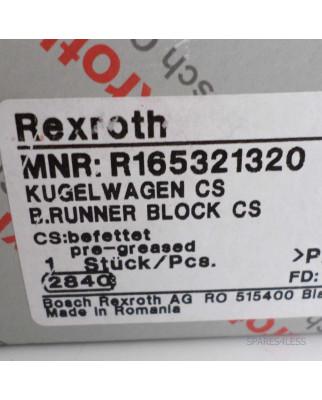 Rexroth Kugelwagen R165321320 OVP