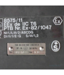 STAHL Explosionsgeschütze Schaltersteckdose 8575/11-506 OVP