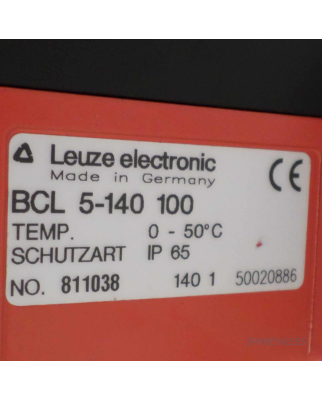 Leuze Barcodescanner BCL5-140 100 GEB